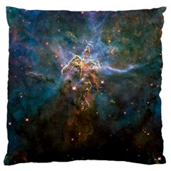 MYSTIC MOUNTAIN Large Flano Cushion Cases (One Side)