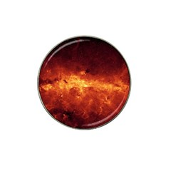 MILKY WAY CLOUDS Hat Clip Ball Marker
