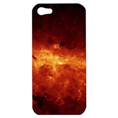MILKY WAY CLOUDS Apple iPhone 5 Hardshell Case