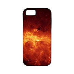 MILKY WAY CLOUDS Apple iPhone 5 Classic Hardshell Case (PC+Silicone)