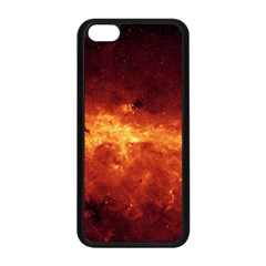 MILKY WAY CLOUDS Apple iPhone 5C Seamless Case (Black)