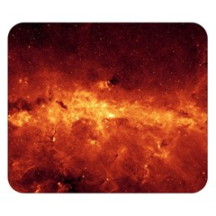 MILKY WAY CLOUDS Double Sided Flano Blanket (Small)