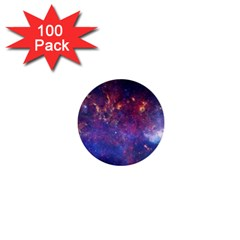MILKY WAY CENTER 1  Mini Buttons (100 pack)