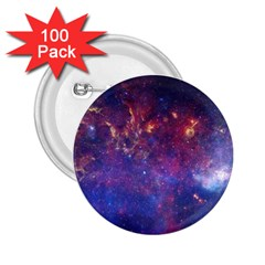 MILKY WAY CENTER 2.25  Buttons (100 pack)