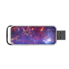 MILKY WAY CENTER Portable USB Flash (Two Sides)