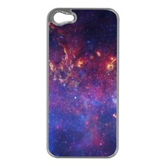 MILKY WAY CENTER Apple iPhone 5 Case (Silver)