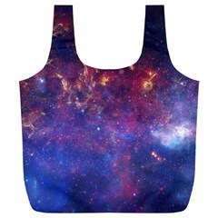 MILKY WAY CENTER Full Print Recycle Bags (L)