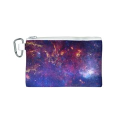 Milky Way Center Canvas Cosmetic Bag (s)