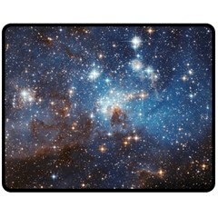 Lh 95 Double Sided Fleece Blanket (medium)