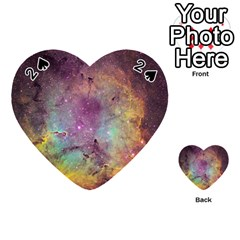 IC 1396 Playing Cards 54 (Heart)