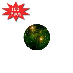 HYDROCARBONS IN SPACE 1  Mini Buttons (100 pack)