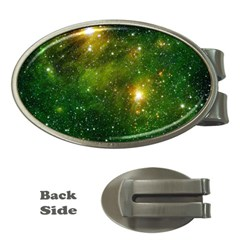 HYDROCARBONS IN SPACE Money Clips (Oval)