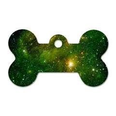 HYDROCARBONS IN SPACE Dog Tag Bone (One Side)