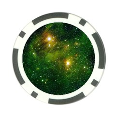 HYDROCARBONS IN SPACE Poker Chip Card Guards