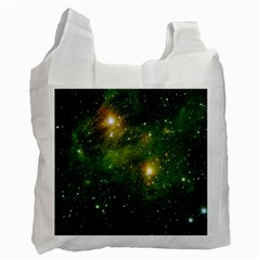 HYDROCARBONS IN SPACE Recycle Bag (Two Side)