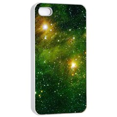 HYDROCARBONS IN SPACE Apple iPhone 4/4s Seamless Case (White)