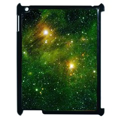 HYDROCARBONS IN SPACE Apple iPad 2 Case (Black)