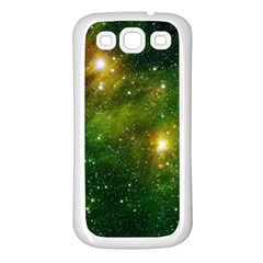 HYDROCARBONS IN SPACE Samsung Galaxy S3 Back Case (White)