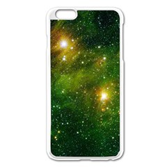 HYDROCARBONS IN SPACE Apple iPhone 6 Plus/6S Plus Enamel White Case