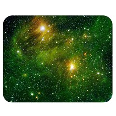 Hydrocarbons In Space Double Sided Flano Blanket (medium)