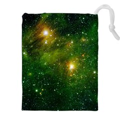 Hydrocarbons In Space Drawstring Pouches (xxl)