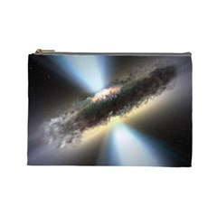 HIDDEN BLACK HOLE Cosmetic Bag (Large)