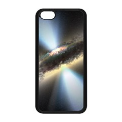 HIDDEN BLACK HOLE Apple iPhone 5C Seamless Case (Black)