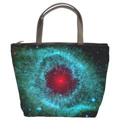 Helix Nebula Bucket Bags