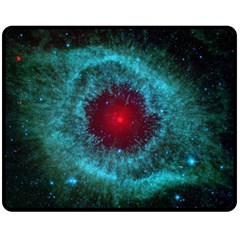 Helix Nebula Fleece Blanket (medium)