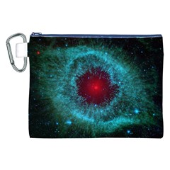 HELIX NEBULA Canvas Cosmetic Bag (XXL)