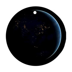 GLOBAL NIGHT Ornament (Round)