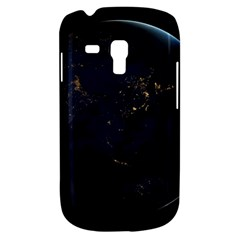 GLOBAL NIGHT Samsung Galaxy S3 MINI I8190 Hardshell Case