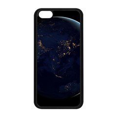 GLOBAL NIGHT Apple iPhone 5C Seamless Case (Black)