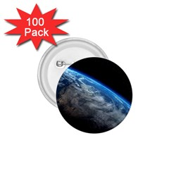 EARTH ORBIT 1.75  Buttons (100 pack)
