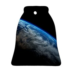 EARTH ORBIT Bell Ornament (2 Sides)