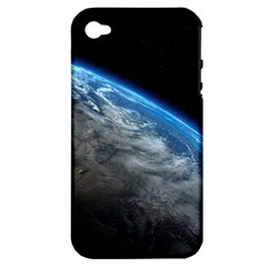 EARTH ORBIT Apple iPhone 4/4S Hardshell Case (PC+Silicone)