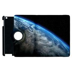 EARTH ORBIT Apple iPad 3/4 Flip 360 Case