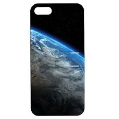 EARTH ORBIT Apple iPhone 5 Hardshell Case with Stand