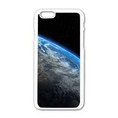 EARTH ORBIT Apple iPhone 6/6S White Enamel Case