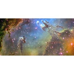 Eagle Nebula You Are Invited 3d Greeting Card (8x4)