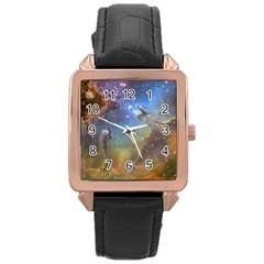 EAGLE NEBULA Rose Gold Watches