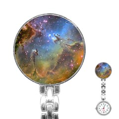 EAGLE NEBULA Stainless Steel Nurses Watches