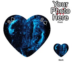 CYGNUS LOOP Playing Cards 54 (Heart)