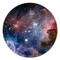 CARINA NEBULA Magnet 5  (Round)