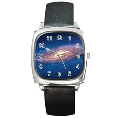 ANDROMEDA Square Metal Watches