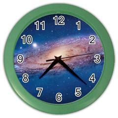 ANDROMEDA Color Wall Clocks