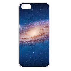 ANDROMEDA Apple iPhone 5 Seamless Case (White)