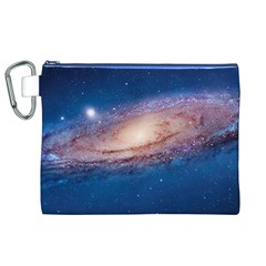 ANDROMEDA Canvas Cosmetic Bag (XL)