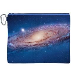 ANDROMEDA Canvas Cosmetic Bag (XXXL)