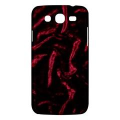 Luxury Claret Design Samsung Galaxy Mega 5.8 I9152 Hardshell Case